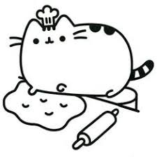 Chef Pusheen Coloring Pages Gallery Of Cute Unicorn Coloring Pages