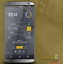 Дизайн и характеристики HTC One Max 2 от Hasen Kaymak | «i ...