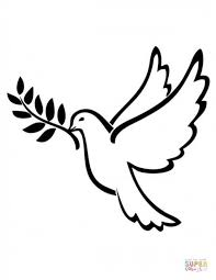 Image result for peace dove finger print