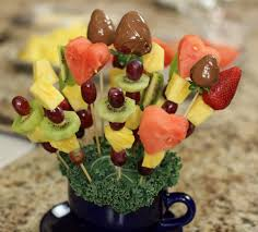 how to make fruit arrangements for special occasions and gifts by rockin robin you