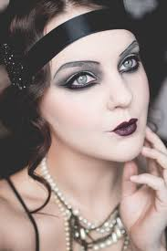 isadora the great gatsby 20 s makeup