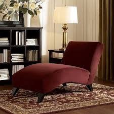 Red Bella Chaise Berry