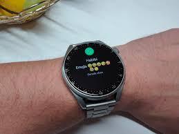 Huawei Watch 3 Pro im Test - was taugt ...