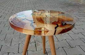 resin table top replacement resin table