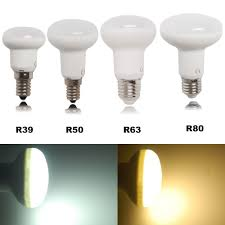 R50 Light Bulb Asda R39 R50 R63 Led Reflector Lamp Replacement Bulb Light Warm Cool E27 E14