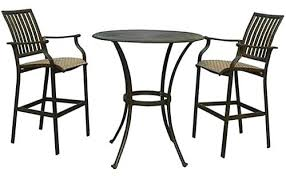 outdoor table and chairs. Pub Style Patio Sets Table Set Best Of Outdoor And Chairs Metal Furniture