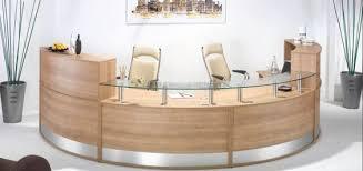 reception office desks. Half Moon Reception Desk Office Desks