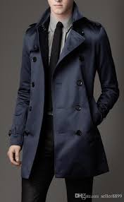 2019 2018 new fashion mens long winter coats slim fit men casual trench coat mens double ted trench coat uk style outwear from er8899