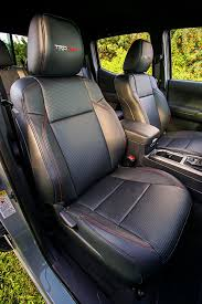 2016 toyota tacoma bench seat covers unique 2017 toyota ta a trd pro first drive