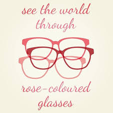 Glasses Quotes Impressive Quotes About Rose Colored Glasses 48 Quotes