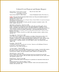 Event Proposal Pdf Delectable 44 How To Create A Proposal Template In Word FabTemplatez