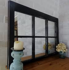 6 Pane Window Ideas Rustic Country 6 Pane Window Mirror By Lane Of Lenore Mirror