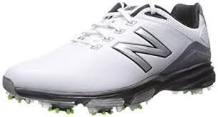 new balance golf shoes. new balance men\u0027s nbg3001 golf shoe, white/green, shoes e