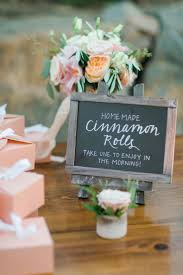Great favor idea if your guests had to travel for your wedding