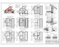 Курсовые и Дипломные проекты Коттеджей Архив проектов домов  Курсовой проект