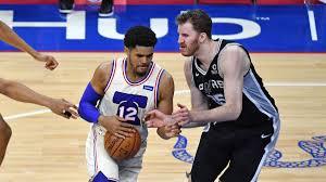 Philadelphia 76ers on San Antonio Spurs odds, picks and predictions -  SportsBeezer