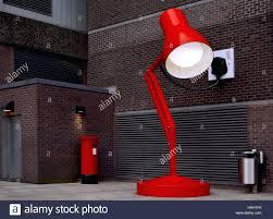 29 furniture ideas stock photo the big red desk lamp in birmingham center impressive stock photo the big red desk lamp in birmingham center