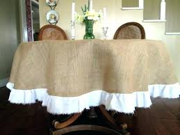 what size tablecloth for 60 round burlap overlays for round tables tablecloth inch table burlap table what size tablecloth for 60 round