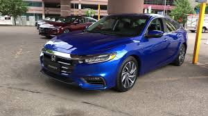 2019 Honda Civic Color Chart Have You Seen The 2019 Honda Insight In All 7 Colors