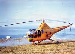 vertical rewind canada s first military helicopter