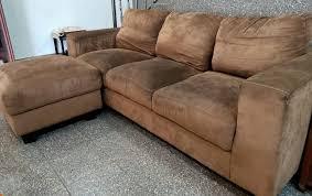 free l shape 3 seater big sofa good for