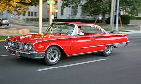 Image result for photo 1960 ford galaxie