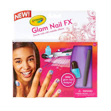 Crayola Glam Nail Fix