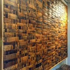oak wine barrel barrels whiskey. Wine Barrel Wall Paneling W/ Oak Boarder Barrels Whiskey