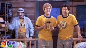 "Young Jimmy Fallon & Justin Timberlake Sing ""Ironic"" at Camp ..."