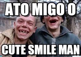 Ato Migo O - Ugly Twins meme on Memegen via Relatably.com