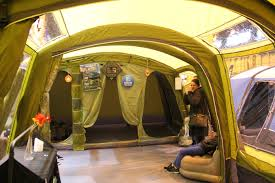 Multiple Room Tents Highlights From The Caravan Camping Motorhome Show 2017