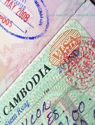 Картинки по запросу виза камбоджи фото