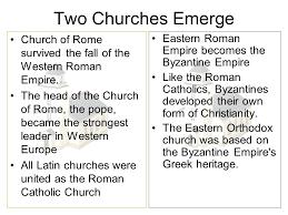 Venn Diagram Of Eastern Church And Western Church Eastern Orthodox Church Leadership Diagram Online Wiring Diagram