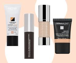 choosing foundation for oily or acne e skin