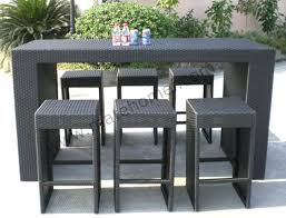 patio bar table and chairs patio furniture pub table sets archives intended for outdoor pub table