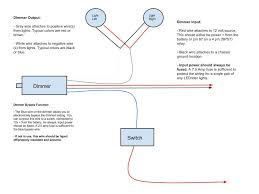 foot dimmer switch wiring foot image wiring diagram dimmer wiring led rider on foot dimmer switch wiring