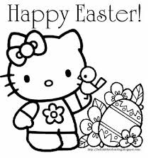 Easter Coloring Pages Kids Coloring Pages 45215 Luxalobeautysorg