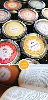 Free Mason Jar Labels