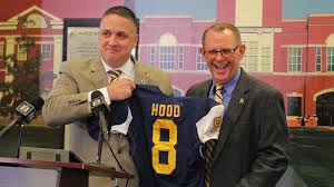 Hood introduced as 19th Murray State head football coach - TheNews.org