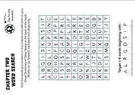 Deep Space Diary Chapter Two Word Search Discovery Diaries
