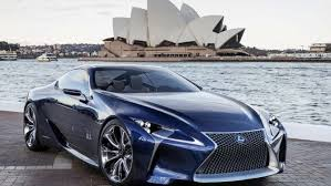 Lexus LC Sydney Best Car Wallpapers Free Download