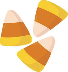 single candy corn vector. Beautiful Candy Candy Corn Vector  On Single Vector D