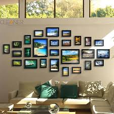 wall frames decorating ideas photo frame set home decor frames ideas wood photo framing ideas for