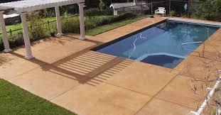 top paint for concrete pool deck