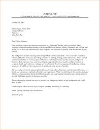 Good Cover Letters For Teachers Choice Image Cover Letter Sample