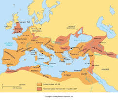 Image Result For Map Eastern Roman Empire First Century Ce
