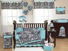funky baby furniture. fine baby get quotations  turquoise blue and funky zebra animal print baby girl  bedding 9pc crib set for furniture