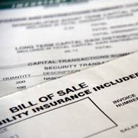 Vehicle Bill Of Sell Bill Of Sale Form Dmv Org