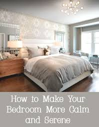 Calm And Serene Bedroom Ideas