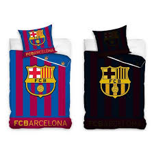 fc barcelona glow in the dark uk single us twin cotton duvet cover set mcbdiiw